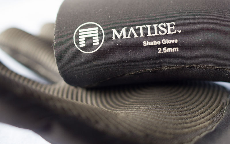matuse shabo glove 2.5mm